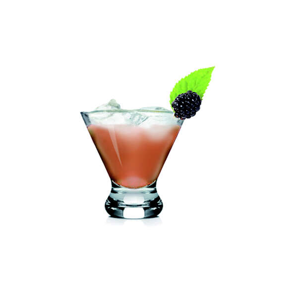 Izkali Harvest Blush is a holiday cocktail made with Izkali Reposado Tequila.