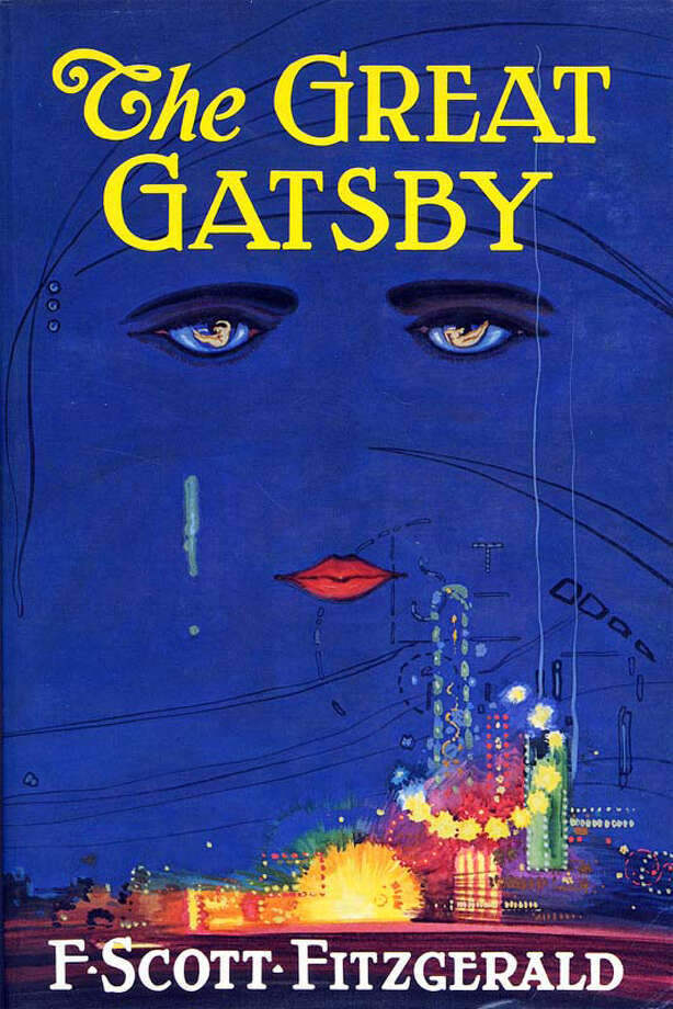 """The Great Gatsby,"" is one of the focal points of a Westport Public Library program in January and February that will delve into the life and works of F. Scott Fitzgerald. Photo: Contributed Photo, ST / Connecticut Post Contributed"