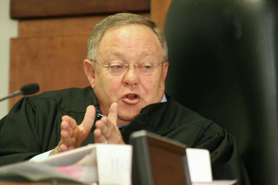 Judge John Dietz file photo. Photo: File Photo