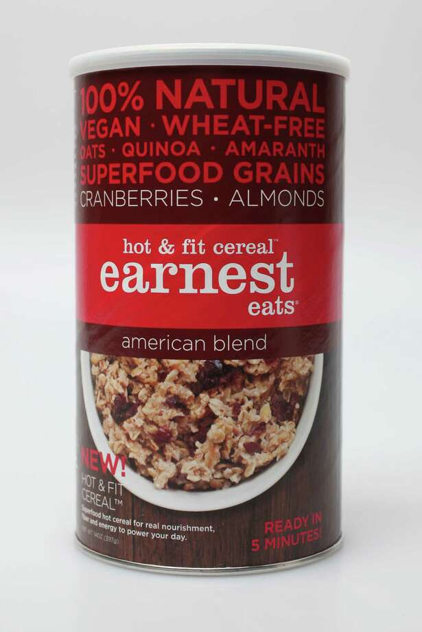 Eye on the Aisles hot cereal Earnest eats, December 18, 2012 Photo: Juanito M Garza, San Antonio Express-News / San Antonio Express-News