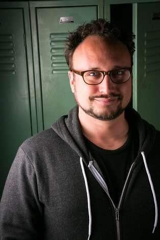 "Playwright Dan LeFranc, now 31, had his blossoming career get a boost in 2010 when the New York Times gave him its Outstanding Playwright Award for ""Sixty Miles to Silver Lake."" Photo: Cheshire Isaacs"