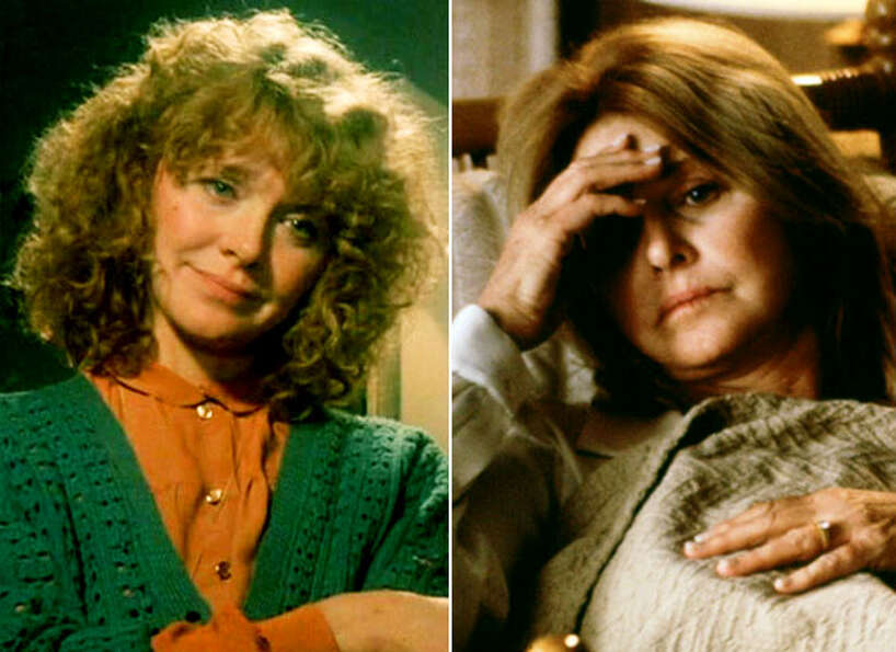 Melinda Dillon played the the Parker family's ever-doting mother. She continues to act and played a