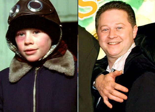 Scott Schwartz played Ralphie's friend Flick who was famously 'triple dog dared' into licking a frozen flagpole. After a foray into adult films in the 1990s, Schwartz went into the collectibles business and started a line of celebrity-based trading cards.