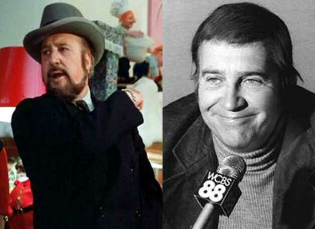 Jean Shepherd narrated 'A Christmas Story,' giving voice to the adult Ralphie Parker. He wrote the Christmas adventure based on semi-fictional stories from his own childhood in Hammond, Indiana. He went on to work for PBS and died in 1999 of natural causes.