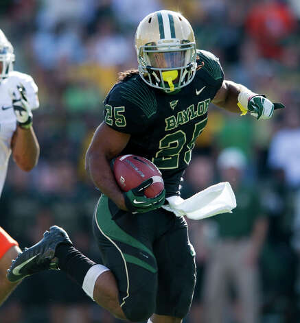 OFFENSERB: Lache Seastrunk, Baylor, 5-10, 205, So., Temple (Univ. of Oregon) Photo: Cooper Neill, Getty Images / 2012 Getty Images