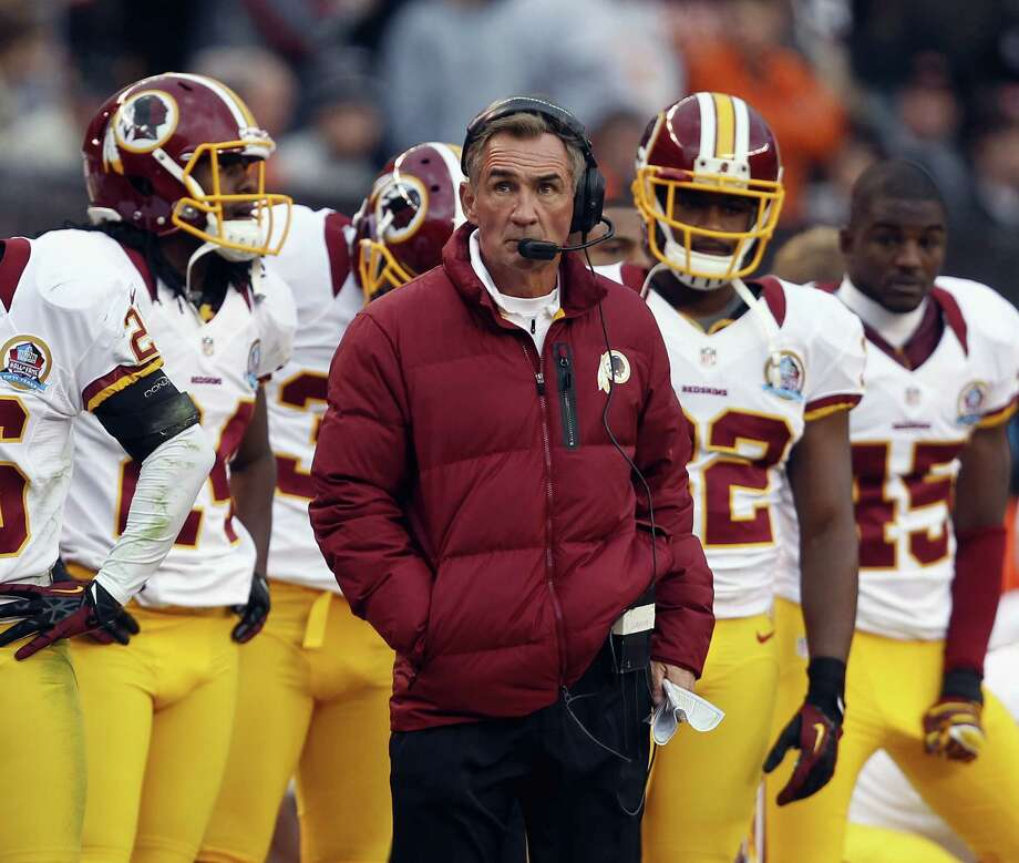 "The Redskins have won six in a row and lead the NFC East since losing what Mike Shanahan called a ""must-win"" game to Carolina on Nov. 4. Photo: Matt Sullivan, Stringer / 2012 Getty Images"