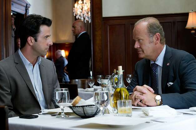 "Critics liked ""Boss,"" but viewers didn't take to Kelsey Grammer as powerful political figure. Photo: Lions Gate, Starz"