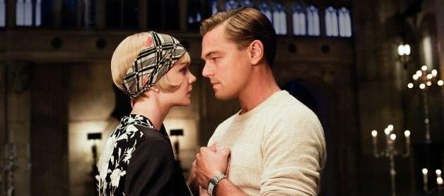 "Carey Mulligan and Leonardo DiCaprio in ""The Great Gatsby,"" from director Baz Luhrmann. Photo: Warner Bros."