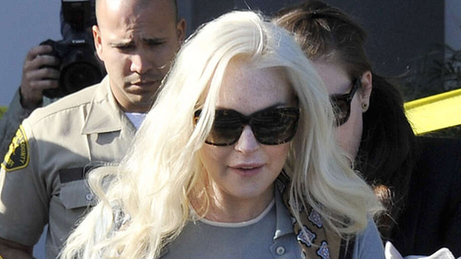 "Lindsay Lohan or any other Hollywood train wreck should be skipped, unless you get the ""go to jail"" card.  Photo: JOE KLAMAR, . / AFP ImageForum"