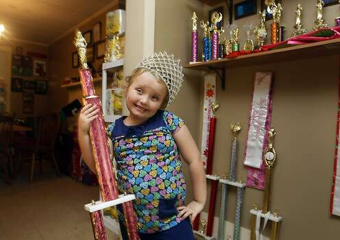 "Alana Thompson is featured on ""Here Comes Honey Boo Boo,"" focusing on the 7-year-old pageant contestant. Photo: John Bazemore, Associated Press"