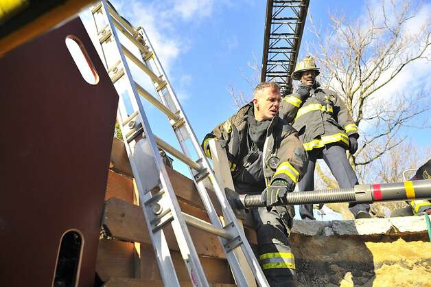 "The NBC show ""Chicago Fire,"" which was lost early on, appears to have found a balance between characters' personal and professional lives. Photo: Elizabeth Morris, NBC"