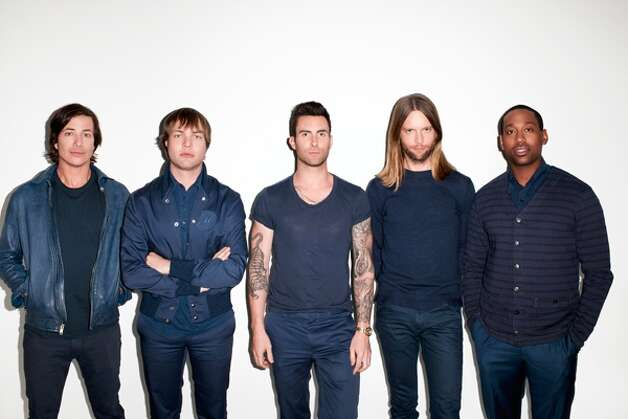 Top Artists - 8. Maroon 5. The group released its fourth studio album, Overexposed,' with the lead single Payphone, which features rapper Wiz Khalifa. Second single One More Night stayed at the number one position on the Billboard Hot 100 for 9 consecutive weeks.  (A&M)