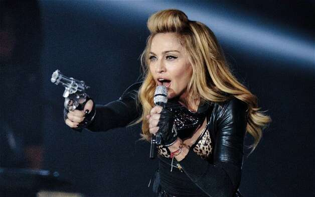 Highest-Grossing Tours - 1. Madonna | Total Gross: $228.4 million | Number of Shows: 72 | Total Attendance:1,635,176 (Malte Kristiansen / Getty Images)