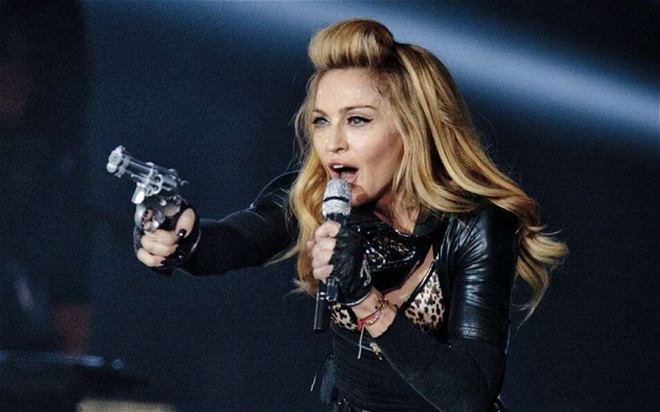 Highest-Grossing Tours - 1. Madonna | Total Gross: $228.4 million | Number of Shows: 72 | Total Atte