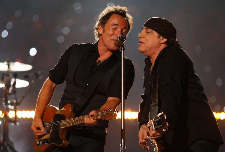 Highest-Grossing Tours - 2. Bruce Springsteen and the E Street Band | Total Gross: $199.4 million |