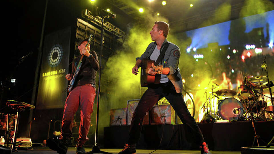Highest-Grossing Tours - 5. Coldplay | Total Gross: $147.3 million | Number of Shows: 67  | Total At