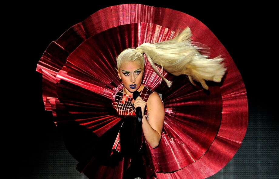 Lady Gaga brings her act to HP Pavilion on Jan. 17