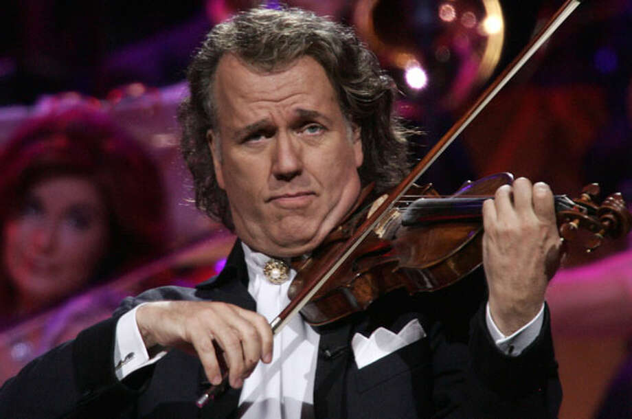 Highest-Grossing Tours - 10. Andre Rieu | Total Gross: $46.8 million | Number of Shows: 99 | Total Attendance: 490,165 (Getty Images)