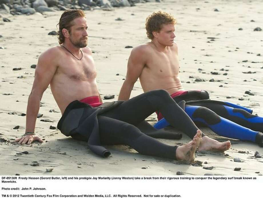 Chasing Mavericks -- I didn't hate this one, but it's turning up on some worst lists.