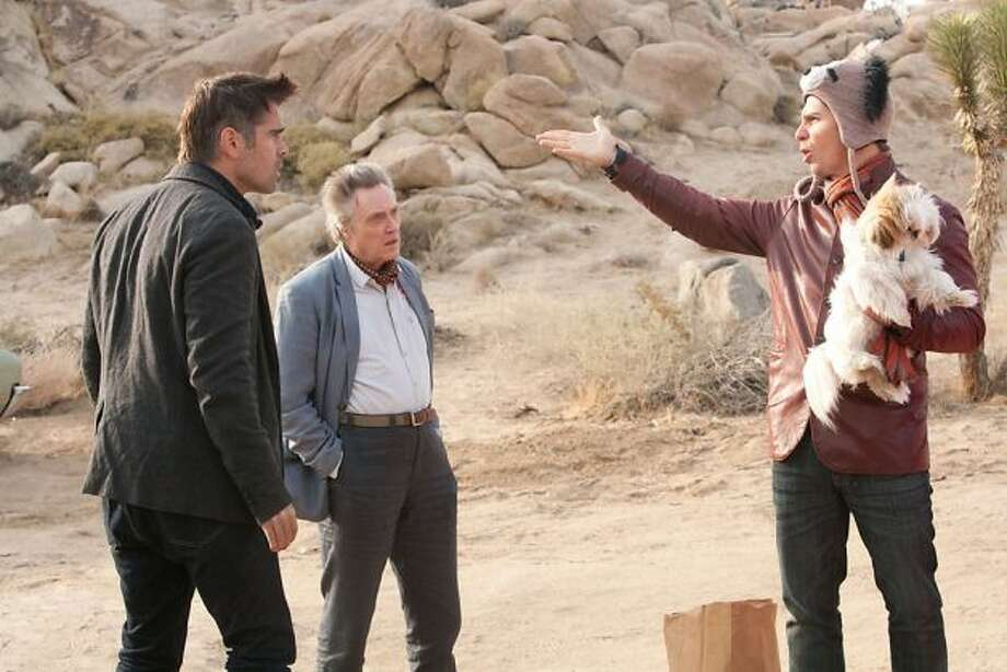 Seven Psychopaths -- Martin McDonagh's inspiration seemed used up in this bloody, dispiriting, charmless, self-referential thriller.