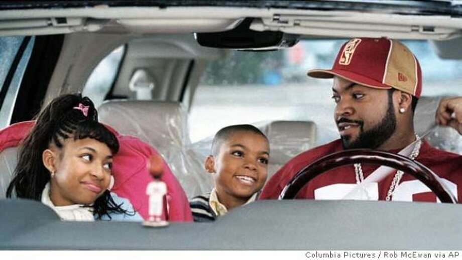 Are We There Yet? (2005):  Ice Cube getting abused by bratty kids -- the whole movie.