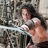 Conan the Barbarian (2011):  To criticize the acting in a movie like this is a little like blaming gravity on a guy who gets thrown out a window. The actors were victims, too.