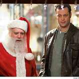 Fred Claus: With a genuinely villainous seeming Kevin Spacey -- in a Christmas movie.