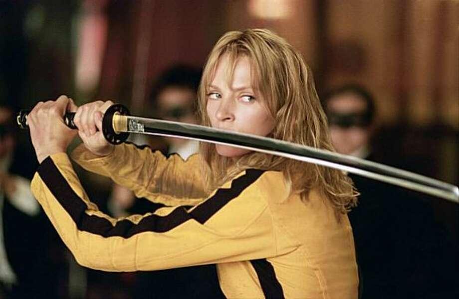 Kill Bill Vol. 1:  Tarantino at his worst.