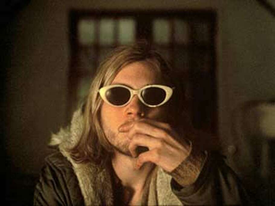 Last Days (2005):  Thinly beiled biopic about Kurt Cobain, with him lurking and moping around a big hours for what seemed like years.