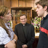 License to Wed (2007):  Robin Williams as a zany, very annoying priest.
