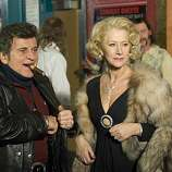 Love Ranch: More funny bad than torture bad, but bad, with Joe Pesci and Helen Mirren running a brothel in Nevada.