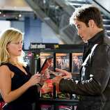 This Means War (2012):  Two thugs in the CIA compete for the affections of Reese Witherspoon, in between spying on her and killing people.