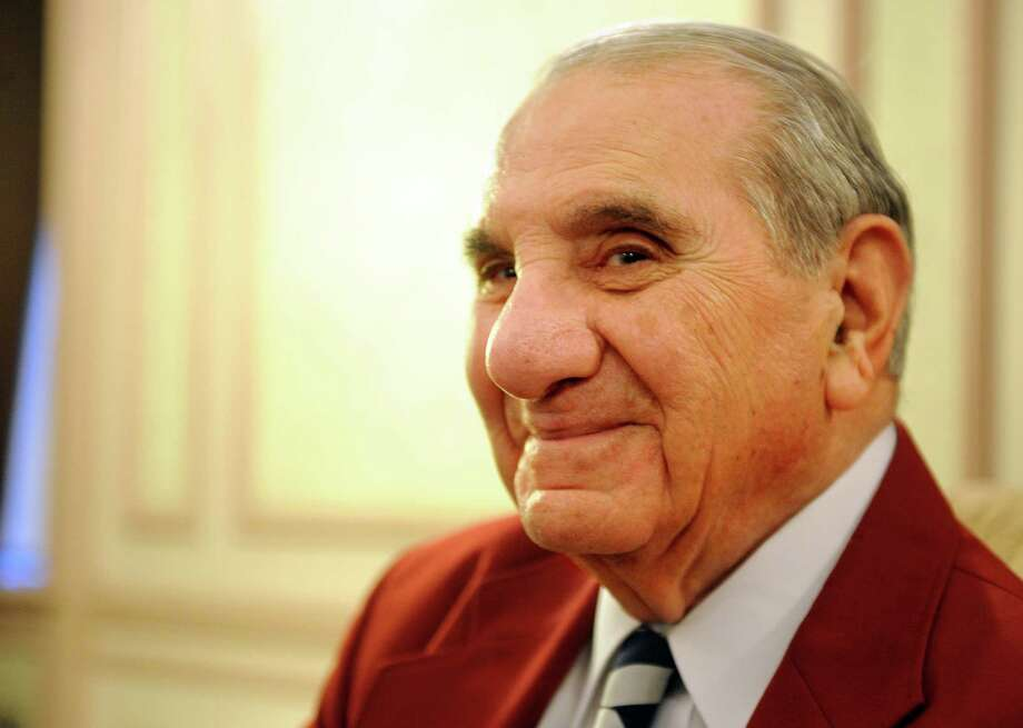 Robert S. Tellalian , an attorney and the chairman of the board of trustees for the Greater Bridgeport Symphony, died on Christmas Day, Dec 25, 2012. Tellalian was photographed at the Klein Memorial Auditorium in Bridgeport, Conn. in 2011, the year he was honored with Goodwill's Leadership Award for his service to the organization. Photo: Lindsay Niegelberg, Lindsay Niegelberg/file Photo / Connecticut Post