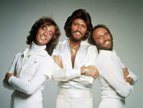 The Bee Gees' Robin Gibb died at 62. Photo: HO / 1979 AP
