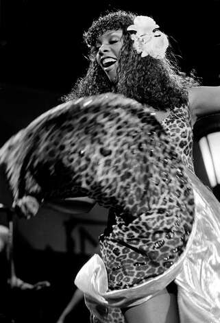 Disco diva Donna Summer died in May at 63. Photo: Adlen, STR / AP1979