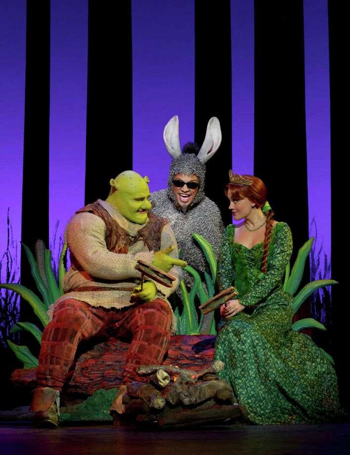 Shrek the Musical (Joan Marcus) Photo: Joan Marcus / ©2011 Joan Marcus