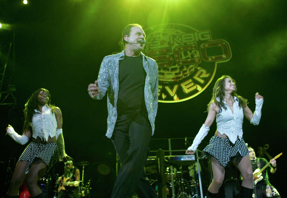Harry Wayne Casey - KC of KC and the Sunshine Band will perform at New Year's Eve Houston 2012; courtesy photo Photo: Courtesy Photo, Contributor / WireImage.com