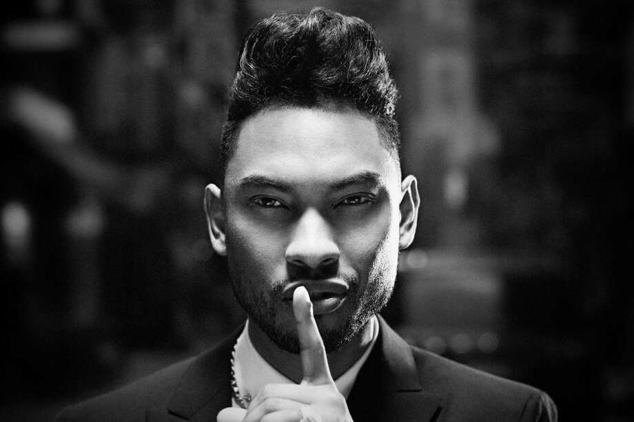 "R&B singer Miguel released one of 2012's best albums, ""Kaleidoscope Dream."" Photographer: Timothy Saccenti Photo: Photographer: Timothy Saccenti"