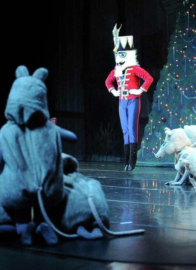 """The Beaumont Civic Ballet """"The Nutcracker""""2:30 p.m. Dec. 9-10Julie Rogers Theatre, 765 Pearl St., BeaumontCost: $20 Photo: Randy Edwards"""