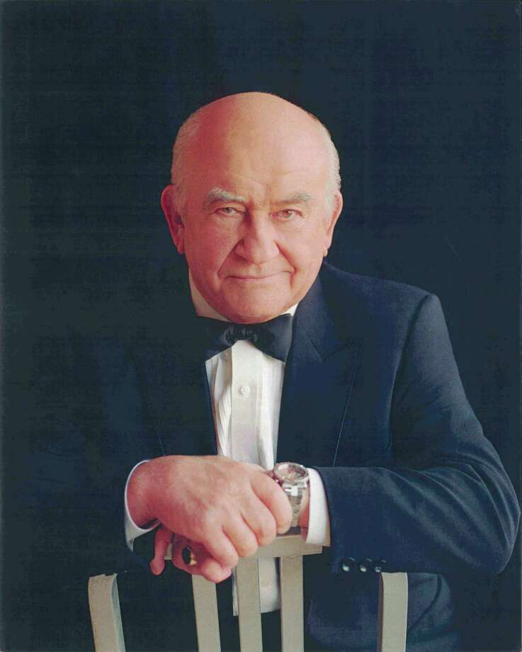"Veteran actor Ed Asner will talk about his long career and the season he spent at the American Shakespeare Festival Theatre in Stratford at ""An Evening with Ed Asner"" in Stratford on Jan. 8. Photo: Contributed Photo"