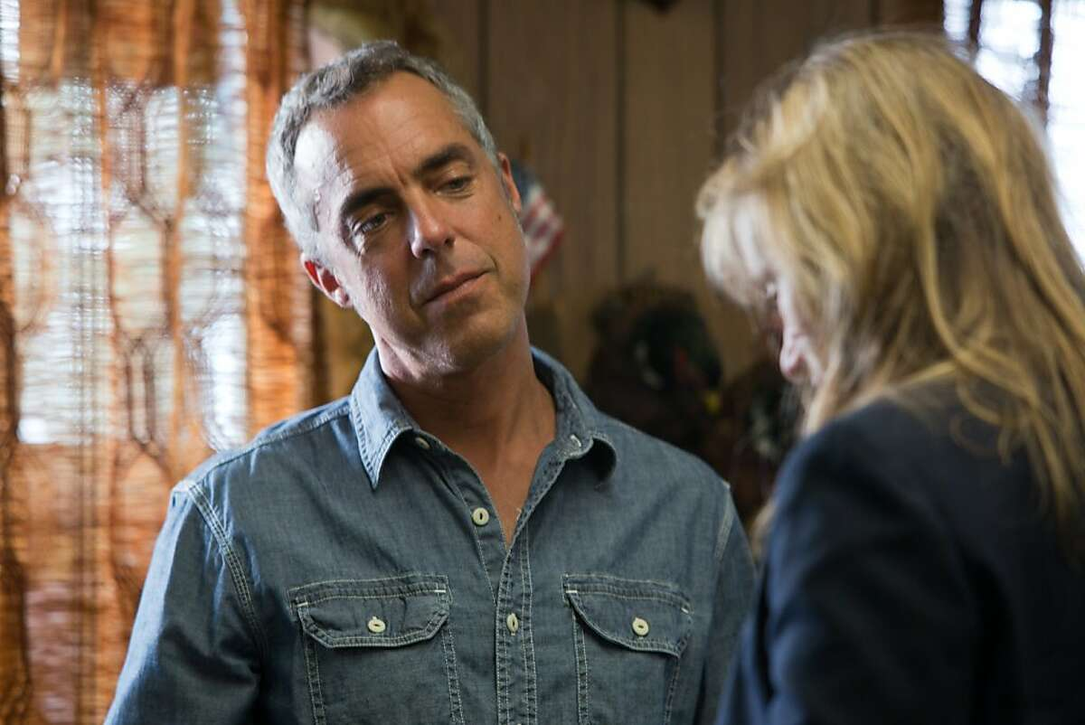 Titus Welliver stars as Rob in Gus Van Sant's contemporary drama PROMISED LAND, a Focus Features release.
