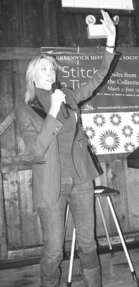 Stand-up comedienne and Greenwich Historical Society board member Bonnie Levison will lead a three-session storytelling workshop being offered by the society on Jan. 10, 17, 24. Advance registration is required online at www.greenwichhistory.org or call 203-869-6899, ext. 10. Photo: Anne W. Semmes/File Photo, Greenwich Time