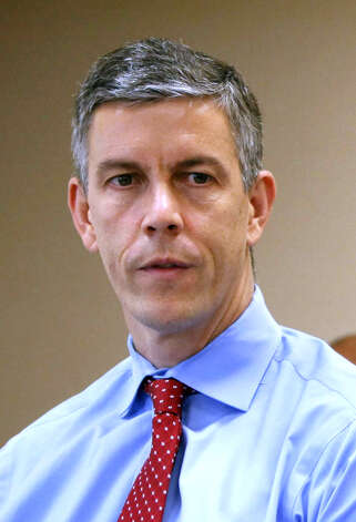 U.S. Education Secretary Arne Duncan Photo: Contributed Photo / The News-Times Contributed