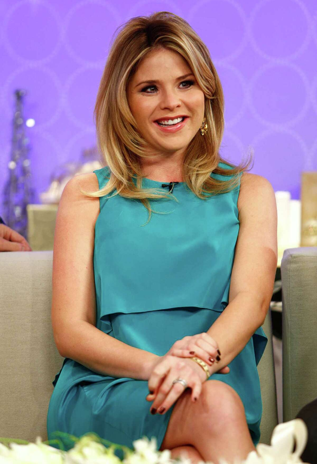 Daughter of former president, George W. Bush, Jenna Bush is an NBC