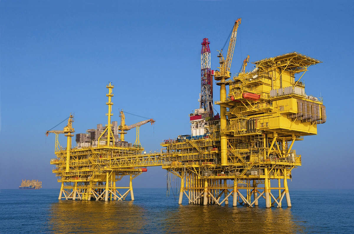 Houston-based ConocoPhillips has an offshore development in Bohai Bay in China.