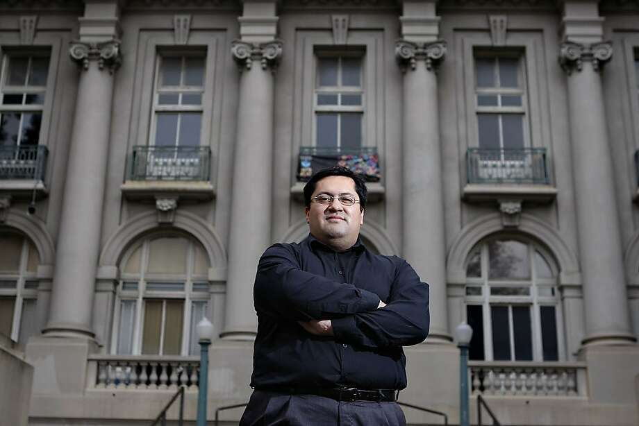 Berkeley City Councilman Jerry Arreguin is pushing for the city to find the funds for a renovation of City Hall. Photo: Sean Havey, The Chronicle