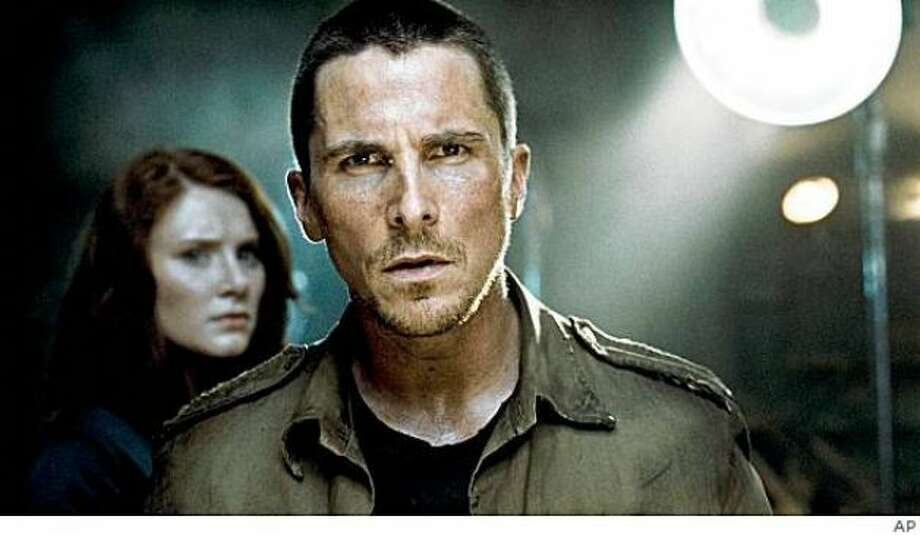 "In ""Terminator Salvation,"" from 2008, Christian Bale plays John Connor, who is now leading the resistance."