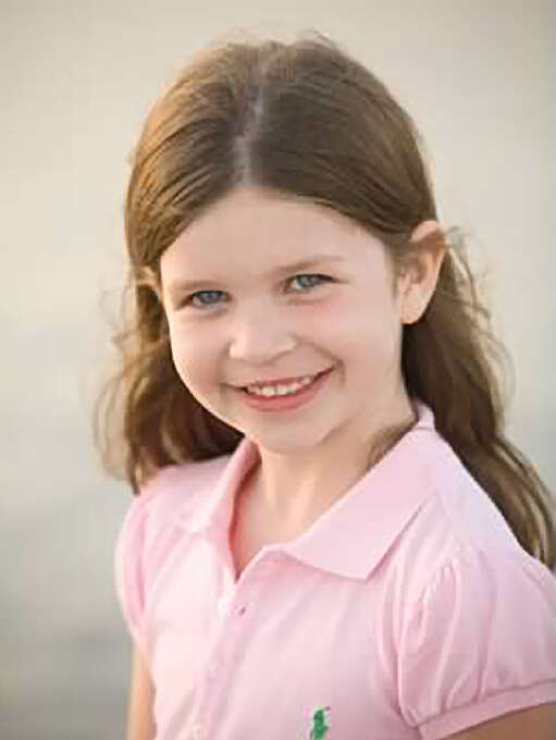 This photo provided by the family shows Jessica Rekos. Rekos, 6, was killed Friday, Dec. 14, 2012, when a gunman opened fire at Sandy Hook Elementary School, in Newtown, Conn., killing 26 children and adults at the school, before killing himself. (AP Photo/Courtesy of Rekos Family) Photo: Uncredited, Courtesy Of Rekos Family / Associated Press