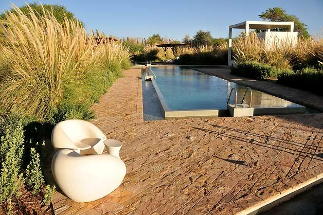 Explora's Hotel de Larache in San Pedro de Atacama, at the end of the trip: The gardens, trees and quiet luxury are a shock after the high desert moonscape. Photo: Margo Pfeiff, Special To The Chronicle