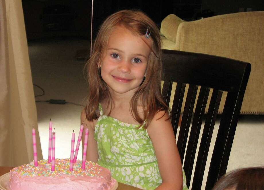 This photo provided by the Wyatt family shows Allison Wyatt. Wyatt, 6, was killed Friday, Dec. 14, 2012, when a gunman opened fire at Sandy Hook elementary school in Newtown, Conn., killing 26 children and adults at the school. Photo: Uncredited, AP Photo/Family Photo Via Benjam / Associated Press